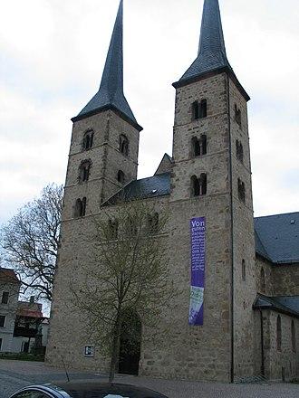 Grimma - Image: Frauenkirche Grimma