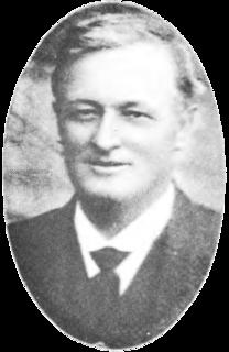 Frederick Baglin Australian politician