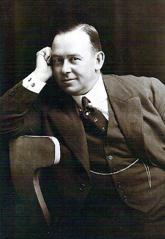 Slapstick - Fred Karno, music hall impresario and pioneer of slapstick comedy