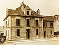 French Customs House now a Finance Office for Americans. Q.M.C. Depot No. 1, Base Section No.1, St. Nazaire, France, 1918 (27712472424).jpg