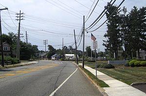 Freneau, New Jersey - Along Route 79