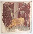Fresque de gazelle buvant - Asinius Pollion 38 AvJC.JPG