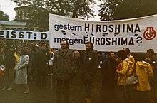 Friedensdemo Bonn