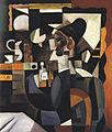 Fritz Baumann Kubistische Komposition 1918.jpg