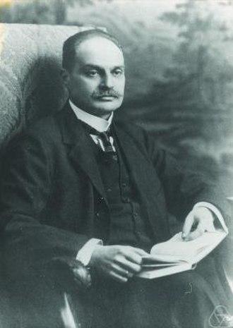 Friedrich Hartogs - Friedrich Hartogs