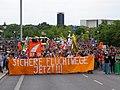 Front of the Seebrücke demonstration Berlin 06-07-2019 11.jpg