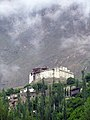 Front view of Baltit Fort on a cloudy day.JPG