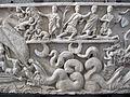 Fronte del sarcofago di giona, 280-300 dc., da necropoli vaticana 03.JPG