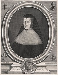Frosne after Vary - Catherine Henriette de Bourbon, Légitimée de France.jpg