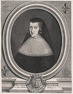 Catherine Henriette de Bourbon Légitimée de France
