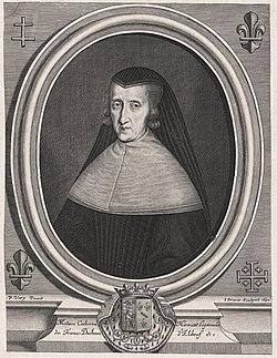 Frosne after Vary - Catherine Henriette de Bourbon, Légitimée de France.jpg