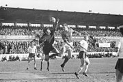 Fußballspiel Holstein Kiel gegen FC St. Pauli in der Regionalliga Nord, 1-1 (Kiel 78.076)