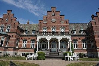 Fuglsang Manor - Image: Fuglsang Manor