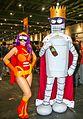 Futurama Cosplay - MCM Comic Con 2016 (27122903720).jpg