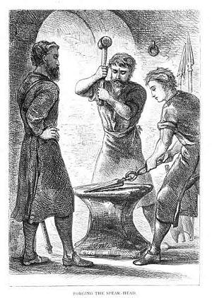 Gísla saga - The Forging of the Spear