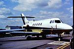 G-AXDM HS125 Fairford 22-07-91 (30555624750).jpg