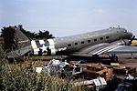 G-BPMP Dc3 Keenair CVT 22-07-1989 (32705232465).jpg