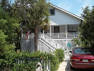 Dutton–Waller Raised Tybee Cottage United States historic place