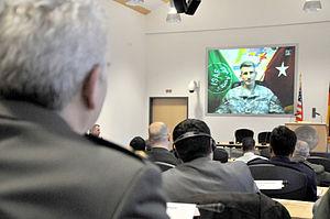George C. Marshall European Center for Security Studies - Image: GCMC SSTAR BG Nicholson