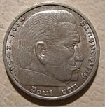 GERMANY -5 REICHSMARK NO SWASTIKAS 1935 b - Flickr - woody1778a.jpg