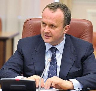 Ostap Semerak Ukrainian politician