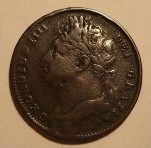 GREAT BRITAIN, GEORGE IV 1822 -FARTHING b - Flickr - woody1778a.jpg