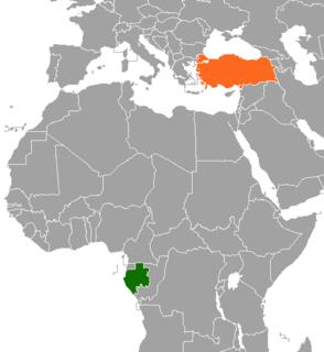Gabon–Turkey relations Diplomatic relations between Gabon and Turkey