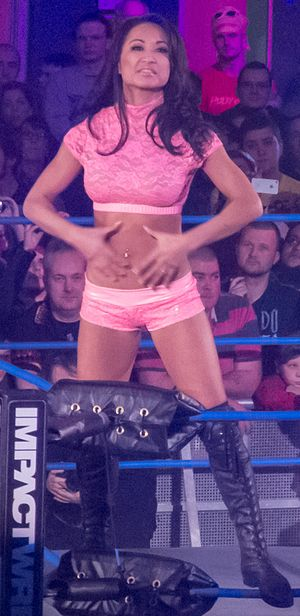 Gail Kim - Kim in January 2013