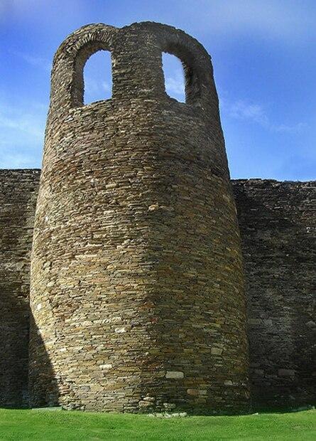 Galician-roman-wall