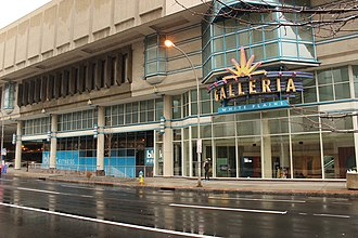 The Galleria at White Plains - The Galleria at White Plains in 2014.