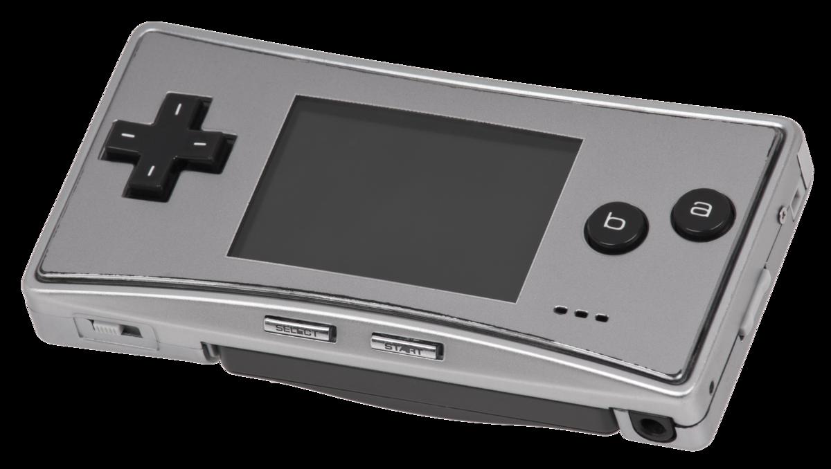 MEGADRIVE vs SUPER NINTENDO : Fight ! 1200px-Game-Boy-Micro
