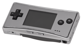 Image illustrative de l'article Game Boy Micro