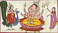 Ganesha Sarasvati Poona painting 1800-05.jpg