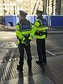 Garda officers in Dublin (2019).jpg