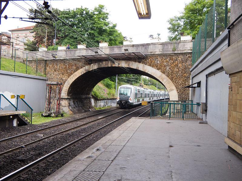 Description Gare RER de FontenaysousBois  20120626  IMG 2791jpg ~ Rer Aulnay Sous Bois