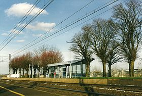 Image illustrative de l'article Gare de Montlouis