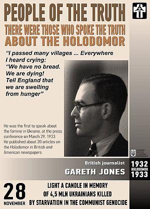 Gareth Jones (journalist) - Image: Gareth jones