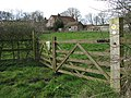 Gate into pasture - geograph.org.uk - 1216376.jpg