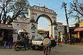 Gate out of Patan (Lalitpur) (12679649715).jpg