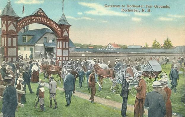 Gateway to Rochester Fairgrounds