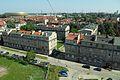 Gdańsk bloki przy ulicy Manifestu Połanieckiego i PGE Arena.JPG