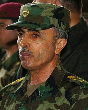 Babaker Zebari - Image: General Babakir Zebari