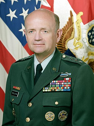 Gordon R. Sullivan - Sullivan in November 1992