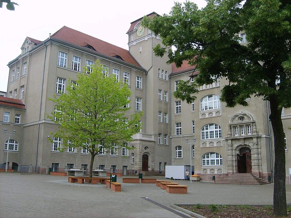 Gymnasien Halle
