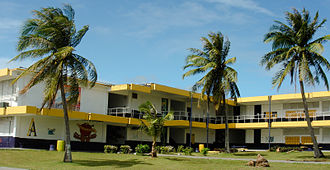 Guam Department of Education - George Washington High School