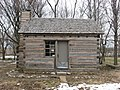 George Boxley Cabin, southern side.jpg