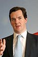 English: George Osborne MP, pictured speaking ...