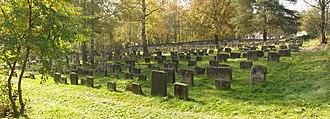 Georgensgmünd - Georgensgmünd Jewish cemetery (2011)