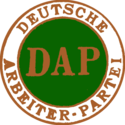 Logo of the German Workers' Party