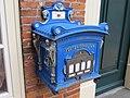 German mailbox in Leer (Ostfriesland) 01.JPG